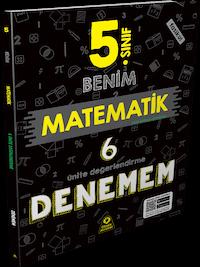 5. Sınıf Benim Matematik 6 Denemem