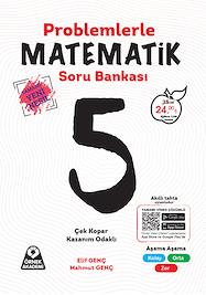 5. Sınıf Problemlerle Matematik Soru Bankası Tamamı Yeni Nesil