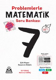 7. Sınıf Problemlerle Matematik Soru Bankası Tamamı Yeni Nesil