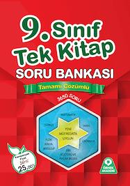 9. Sınıf Tek Kitap Soru Bankası - Tamamı Çözümlü